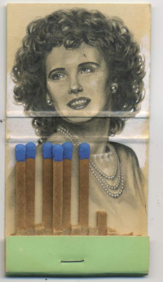 Matchbook Art