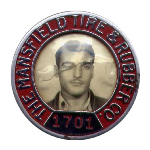 Wartime ID Badges