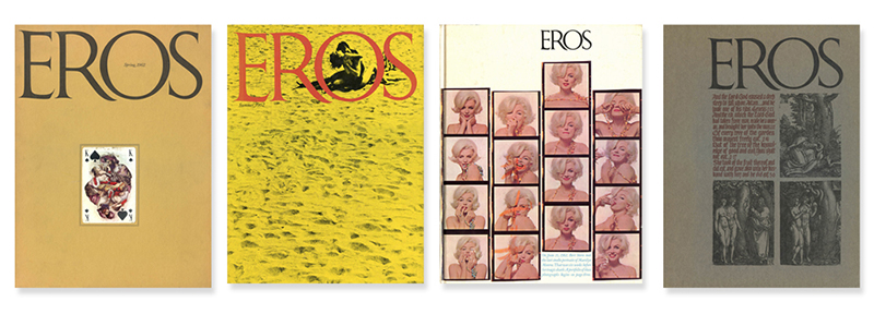 Eros covers