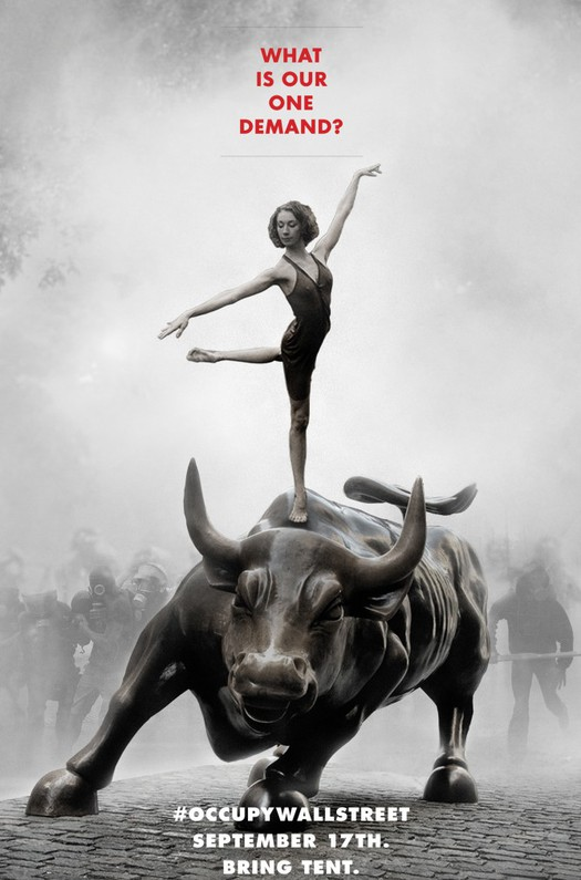 AdBusters Occupy Wall Street